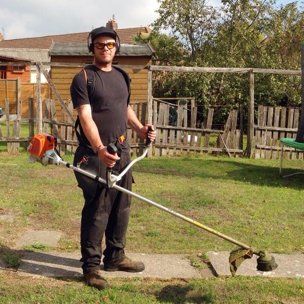 Get in touch bh garden care garden maintenance and for Garden maintenance christchurch